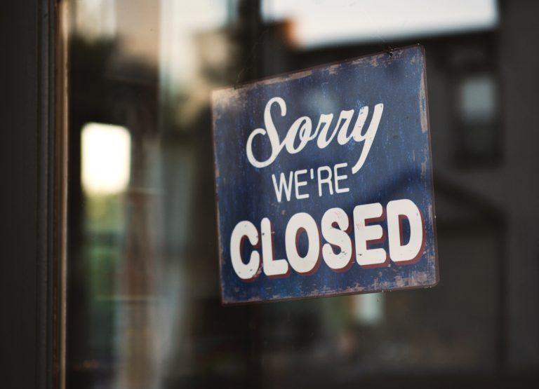 Omlouváme se, máme zavřeno